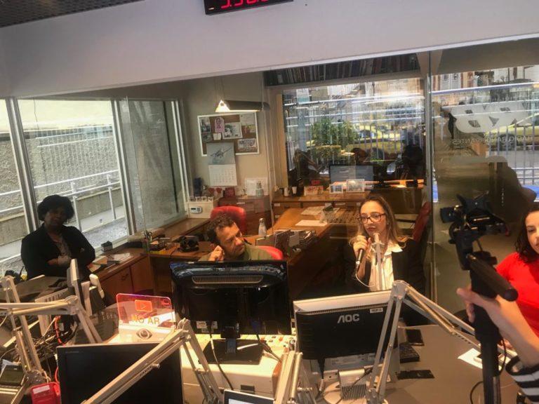 radio bandeirantes dra elaine apolinario